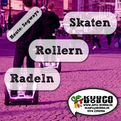 Foto zur Meldung: Skaten, rollern, radeln!? #8