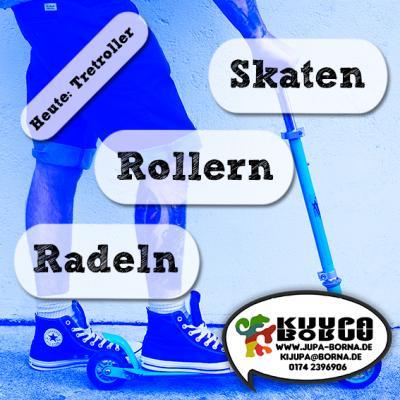 Foto zur Meldung: Skaten, rollern, radeln!? #3