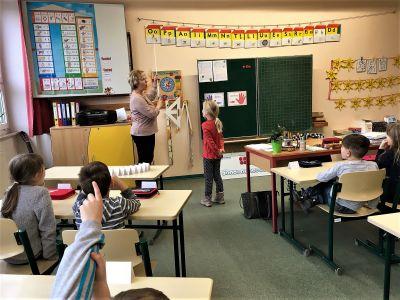 Foto zur Meldung: Vorschule macht Riesenspaß