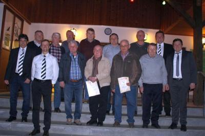 Vorschaubild zur Meldung: Der Sportverein hat 88 Mitglieder zum Ehrenabend eingeladen
