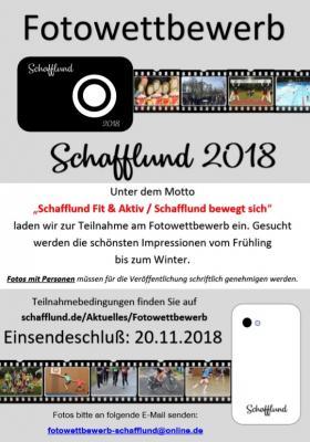 Foto zur Meldung: Fotowettbewerb 2018