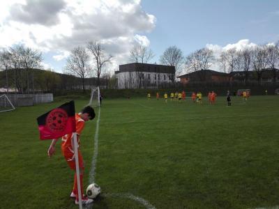 Vorschaubild zur Meldung: Fb-mJC: FSV Eintracht Eisenach – SG Marksuhler SV
