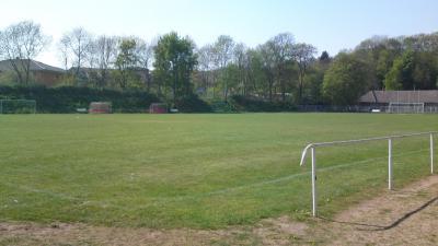 Vorschaubild zur Meldung: Fb-mJB: FSV Eintracht Eisenach - SG TSV Grün-Weiss Sünna