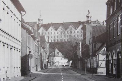 Foto zur Meldung: Besuch im Schloss Plön am 28. April 2018 mit dem Heimatbund