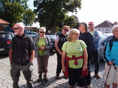 Vorschaubild zur Meldung: Gemeinsam aktiv – 8. Gemeindewandertag der AGTouR Sommersdorf