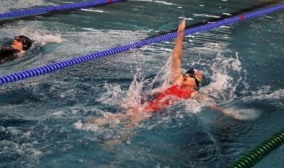 Foto zur Meldung: Schwimmen Bezirksmeisterschaften in Dresden