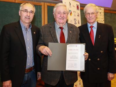 Bernd Lensch, Heinz Jacobsen, Günter Schöning