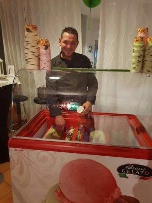 Foto zur Meldung: NEU im STC: italienische Eiscréme