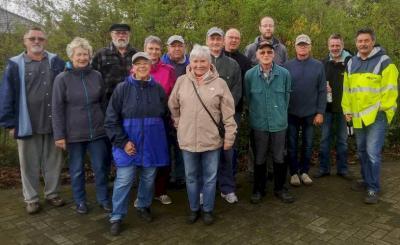 Vorschaubild zur Meldung: Hoppegarten blitzeblank geputzt