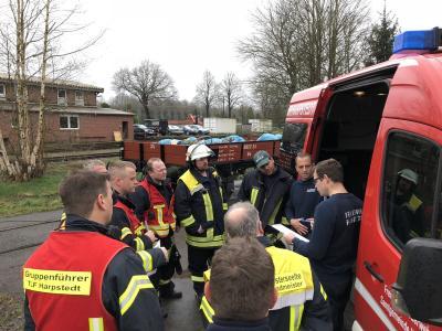 Vorschaubild zur Meldung: Personensuche in Harpstedt nach 7 Stunden erfolgreich beendet