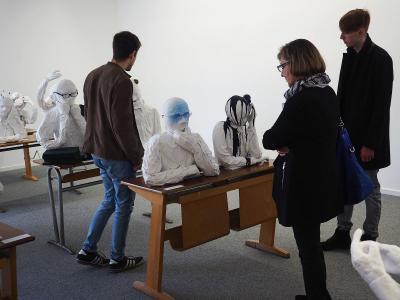 Jugend gestaltet: Kunstausstellung in Celle