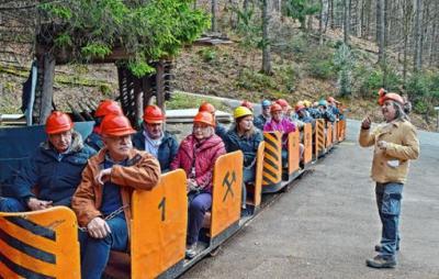 Foto zu Meldung: Bergbaugeschichte und Berliner Politik (Pressebericht Markgräfler Tagblatt)