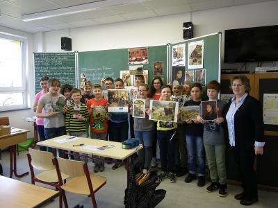 Foto zu Meldung: Auf den Spuren von Wilhelm Hasemann - Ursprung für die Städtepartnerschaft Mühlberg - Gutach