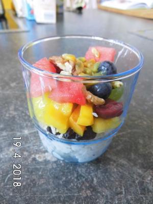 Foto zur Meldung: Gesundheitswoche 2018 - Wir kochen Porridge