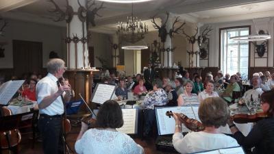 Foto zu Meldung: Frühlingssingen mit Musica Mia