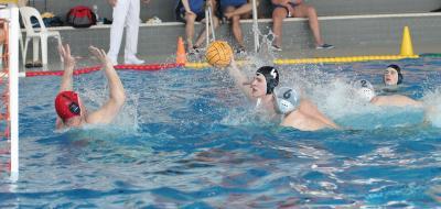 Foto zu Meldung: Wasserball Bezirkspokal Männer