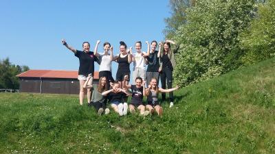 Landesliga-Aufstieg in der 1. Relegationrunde: WB-Jugend