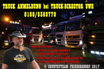 Truckanmeldung