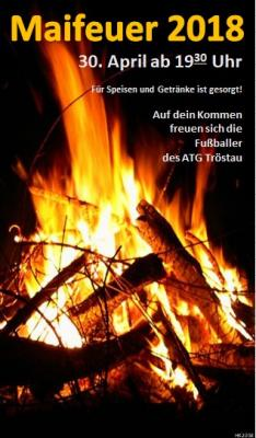 Foto zur Meldung: Tröstau brennt