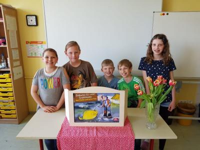 Landkreis Oberspreewald-Lausitz - Grundschule Guteborn