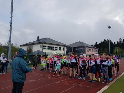 Foto zur Meldung: 11. Oberhofer Halbstundenlauf