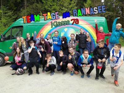 Vorschaubild zur Meldung: TEAM-Tage am Rannasee