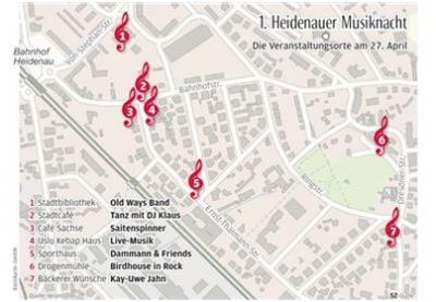 """Foto zur Meldung: Sächsische Zeitung: """"Hier spielt in Heidenau die Musik"""""""
