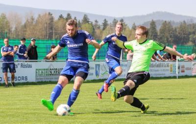 Foto zu Meldung: Bezirksliga: FC Vorwärts - SpVgg Selb 10:0 (1:0)