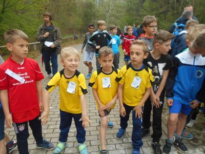 "Vorschaubild zur Meldung: ""Jugend trainiert für Olympia"" -Frühjahrscross am 25.04.18"