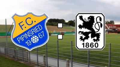 Foto zu Meldung: FC Pipinsried vs TSV 1860 München