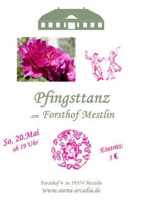 Vorschaubild zur Meldung: Pfingsttanz mit Kulturprogramm