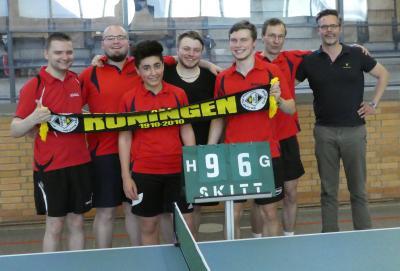 Foto zur Meldung: Tischtennis 1.Herren schafft Aufstieg zur Bezirksoberliga