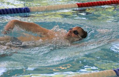 Foto zur Meldung: Schwimmen 3-Länder-Masters in Gera