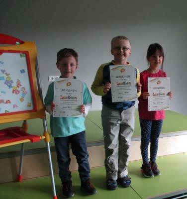 Vorschaubild zur Meldung: Rezitatorenwettstreit der Eilenburger Grundschulen