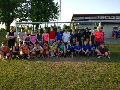 Foto zur Meldung: Handball - Rasentunier
