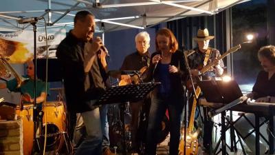 """Vorschaubild zur Meldung: Live im Hof: """"Zambo Unlimited"""" und """"Zoppophon"""" begeistern"""