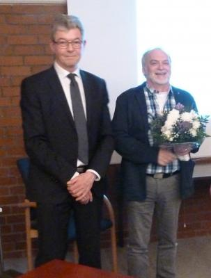 Vorschaubild zur Meldung: Rainer Gützkow ist neuer Schiedsmann