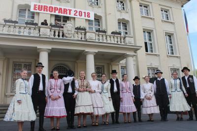Vorschaubild zur Meldung: Europa zu Gast in Malchin