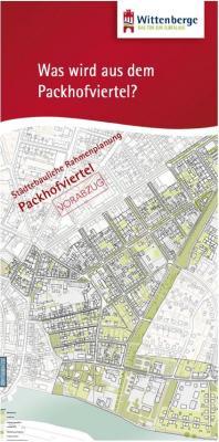 """Vorschaubild zur Meldung: Was wird aus dem Packhofviertel? I Städtebauliche Rahmenplanung für das Sanierungsgebiet """"Packhofviertel"""" wird vorgestellt"""