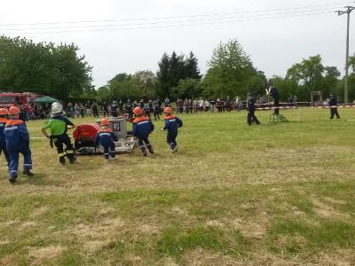 Vorschaubild zur Meldung: Gemeindeausscheid der Feuerwehr -           10-Jahresrückblick
