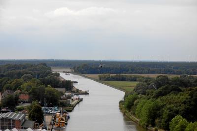 Vorschaubild zur Meldung: Zweite Schiffstour auf dem Elbe-Havel-Kanal von Genthin in Richtung Brandenburg am 22. Juli 2018 mit der Reederei Kaiser