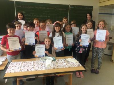 Foto zur Meldung: Benimm-Regeln in der Grundschule