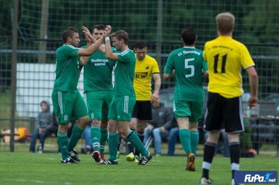Foto vom Album: SV Oberpolling - FC-DJK Simbach