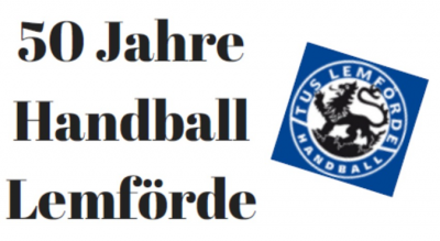 Foto zur Meldung: 50 Jahre Handball im TuS
