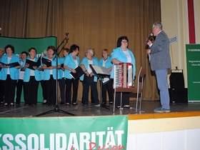 Vorschaubild zur Meldung: Volkssolidarität präsentiert sich in Harbke