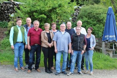 Foto zur Meldung: Generalversammlung beim Dorfverein mit Neuwahlen