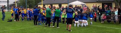 Foto zur Meldung: Fußball: Die Ergebnisse vom Pfingstwochenende