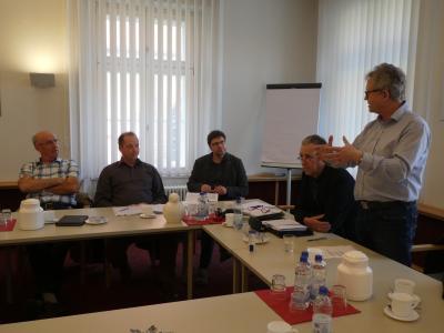 Vorschaubild zur Meldung: Kooperation / Zusammenarbeit zwischen Wirtschaft und Kommunen