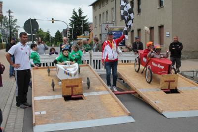 Foto zu Meldung: Bei Seifenkistenrennen bahnt sich Rekord-Teilnehmerfeld an