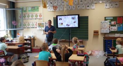 Foto zur Meldung: Auf dem Weg zur Naturparkschule